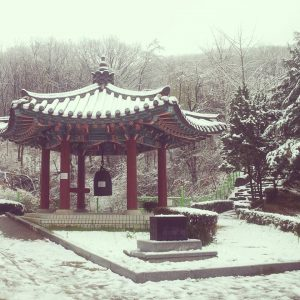 korea temple
