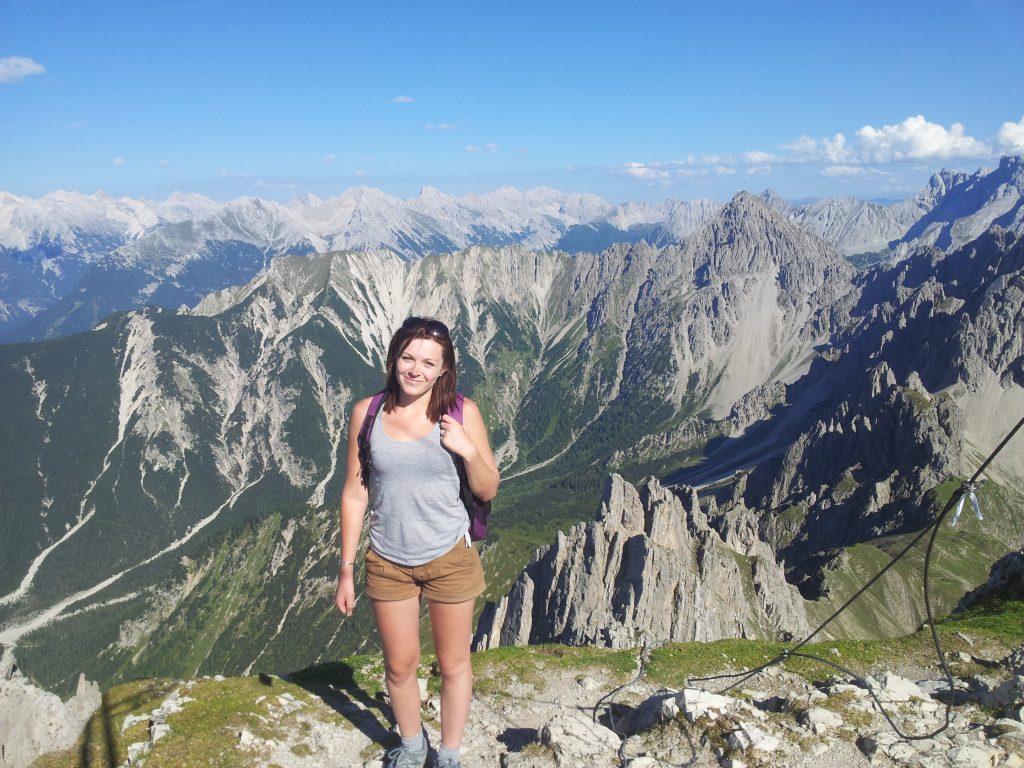hiking in austria 1