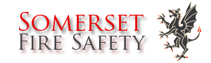 Somerset Fire Safety Retina Logo